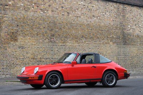 1976 Porsche 911S Targa SOLD (picture 1 of 6)