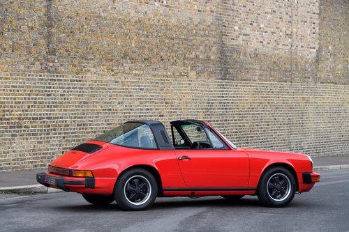 1976 Porsche 911S Targa SOLD (picture 2 of 6)