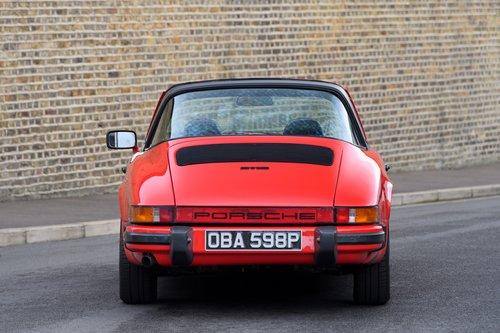 1976 Porsche 911S Targa For Sale (picture 3 of 6)