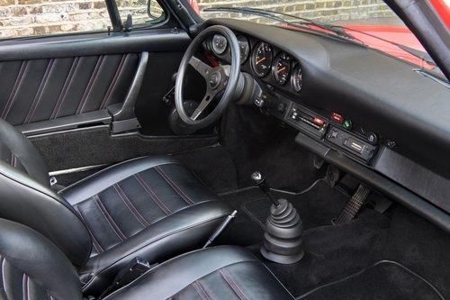1976 Porsche 911S Targa SOLD (picture 4 of 6)