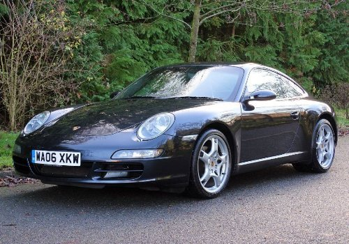 2006 Porsche 911 3.6 997 Carrera Tiptronic S 2dr 2 FORMER KEEPERS For Sale (picture 1 of 6)