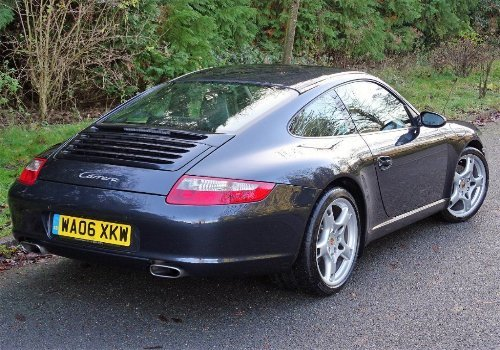 2006 Porsche 911 3.6 997 Carrera Tiptronic S 2dr 2 FORMER KEEPERS For Sale (picture 2 of 6)