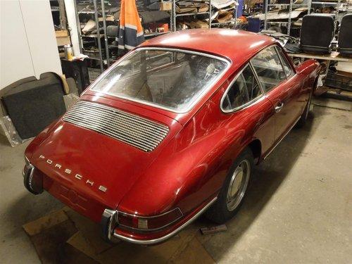 1968 Porsche 912 coupé For Sale (picture 2 of 6)