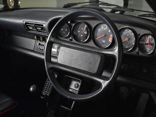 1989 Porsche 911 Carrera Super Sport For Sale (picture 5 of 6)