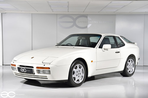 1992 Porsche 944 S2 - Original Survivor with Incredible History For Sale (picture 2 of 6)