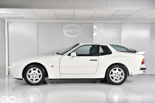1992 Porsche 944 S2 - Original Survivor with Incredible History For Sale (picture 3 of 6)