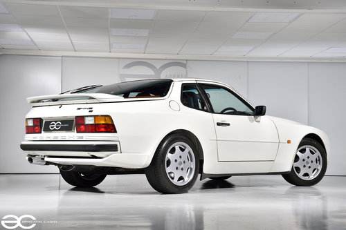 1992 Porsche 944 S2 - Original Survivor with Incredible History For Sale (picture 4 of 6)