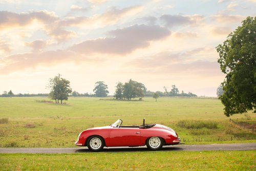 1957 Porsche 356A GS Carrera Speedster – RHD SOLD (picture 6 of 6)