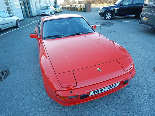 1985 PORSCHE 944 Lux ~ 5 Speed Manual ~  SOLD (picture 2 of 6)