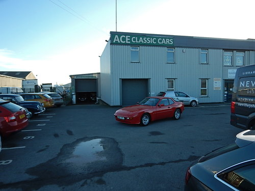 1985 PORSCHE 944 Lux ~ 5 Speed Manual ~  SOLD (picture 6 of 6)