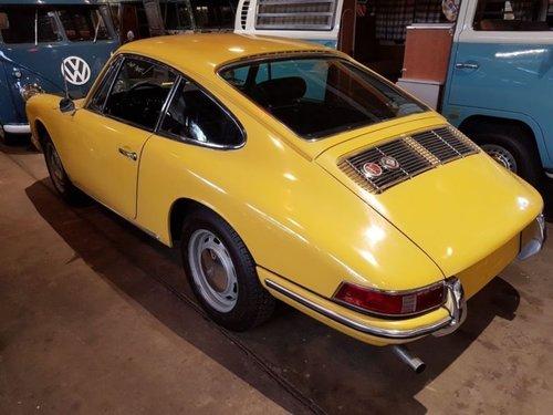 1965 Porsche 912, Porsche 912 Coupe, 912, (912 coupe For Sale (picture 3 of 6)