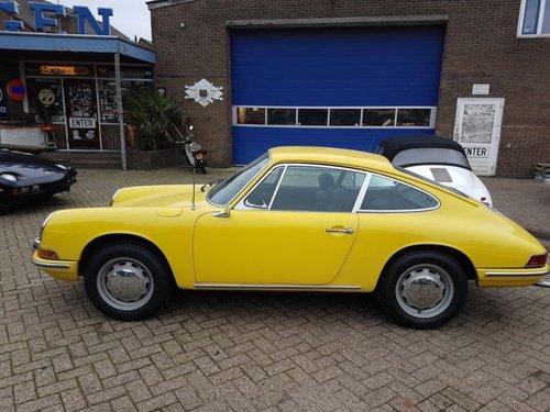 1965 Porsche 912, Porsche 912 Coupe, 912, (912 coupe For Sale (picture 6 of 6)