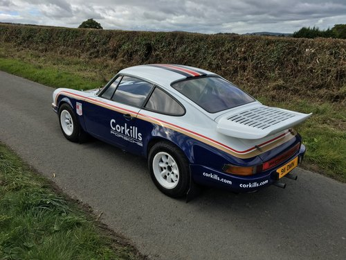 1980 Porsche 911 SC Historic Rally Car For Sale (picture 3 of 6)
