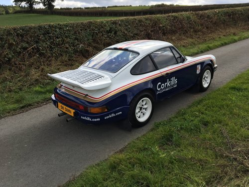 1980 Porsche 911 SC Historic Rally Car For Sale (picture 4 of 6)