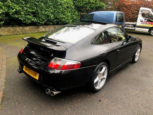 2001 £16,996 : 2002 model PORSCHE 996 CARRERA 4 MANUAL For Sale (picture 4 of 6)