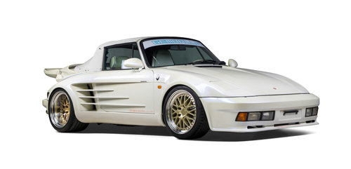 Porsche Gemballa Cyrrus 1987 For Sale (picture 2 of 6)
