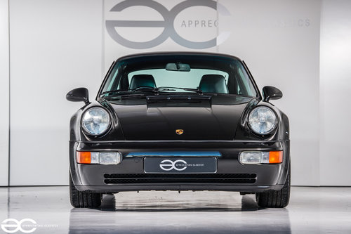 1993 Genuine UK Porsche 964 3.6 Turbo - Beautiful Example SOLD (picture 1 of 6)