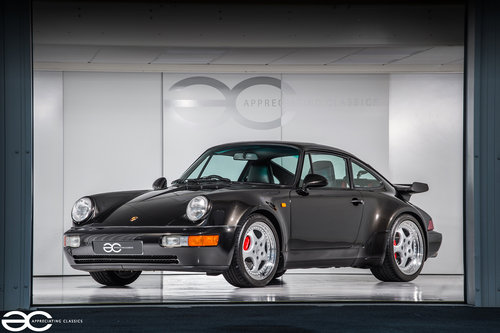 1993 Genuine UK Porsche 964 3.6 Turbo - Beautiful Example SOLD (picture 2 of 6)