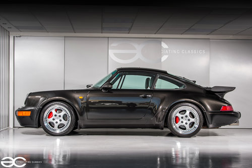 1993 Genuine UK Porsche 964 3.6 Turbo - Beautiful Example SOLD (picture 3 of 6)
