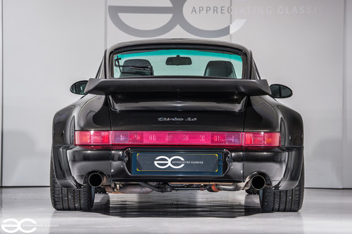 1993 Genuine UK Porsche 964 3.6 Turbo - Beautiful Example SOLD (picture 4 of 6)