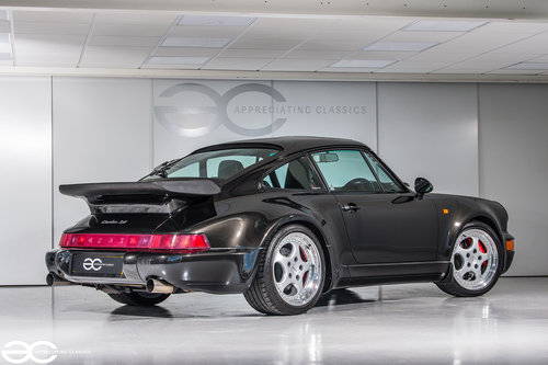 1993 Genuine UK Porsche 964 3.6 Turbo - Beautiful Example SOLD (picture 5 of 6)