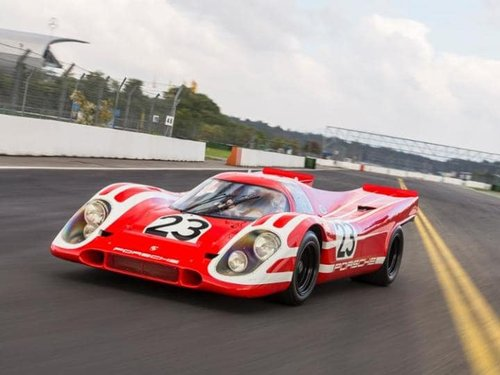 1970 Porsche 917 le mans Original Project  For Sale (picture 1 of 1)