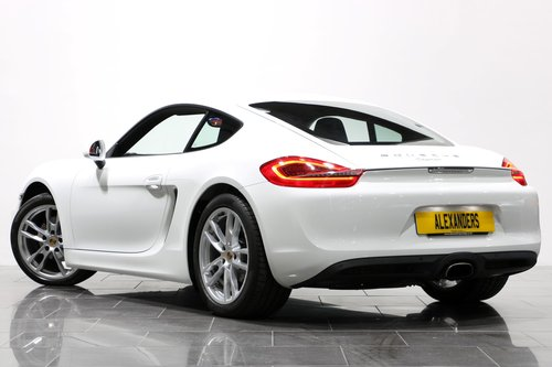 2013 13 PORSCHE CAYMAN 2.7 981 For Sale (picture 2 of 6)