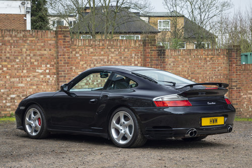 PORSCHE 911 (996) TURBO COUPE TIPTRONIC S  2002 For Sale (picture 3 of 6)