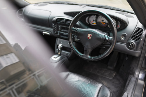 PORSCHE 911 (996) TURBO COUPE TIPTRONIC S  2002 For Sale (picture 6 of 6)