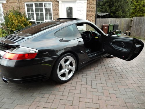 2001 996 Turbo -- Immaculate example -- Triple black  SOLD (picture 6 of 6)