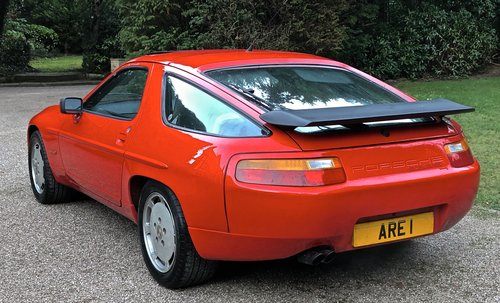 1990 PORSCHE 928 S4 GT COUPE For Sale (picture 3 of 6)