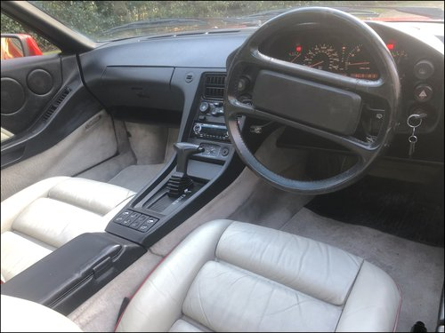 1990 PORSCHE 928 S4 GT COUPE For Sale (picture 5 of 6)