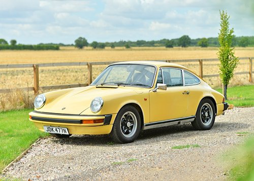 1975 Porsche 911 2.7 S For Sale (picture 1 of 6)