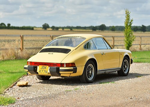 1975 Porsche 911 2.7 S For Sale (picture 2 of 6)
