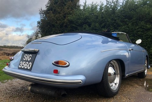 1971 Porsche 356 Speedster Replica - Chesil For Sale (picture 4 of 6)