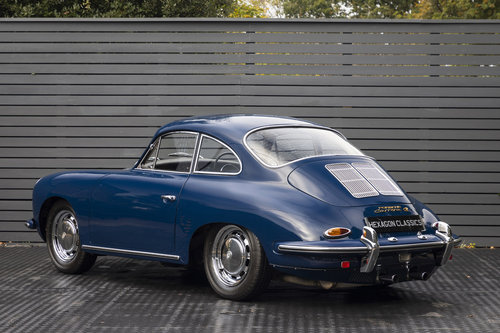 1963 PORSCHE 356 C CARRERA 2 QUAD CAM For Sale (picture 2 of 6)