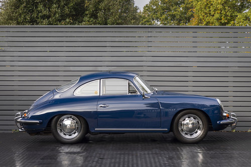 1963 PORSCHE 356 C CARRERA 2 QUAD CAM For Sale (picture 3 of 6)