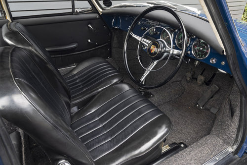 1963 PORSCHE 356 C CARRERA 2 QUAD CAM For Sale (picture 4 of 6)