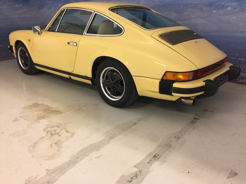 1974 Porsche 911 2,7 S Matching Numbers SOLD (picture 2 of 6)