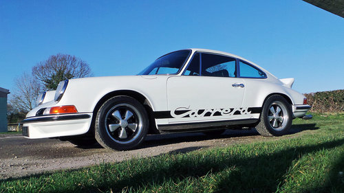 1972 Porsche 911 E 2.4 MFI (RS Specification) For Sale (picture 1 of 6)