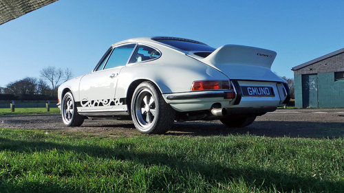 1972 Porsche 911 E 2.4 MFI (RS Specification) For Sale (picture 5 of 6)