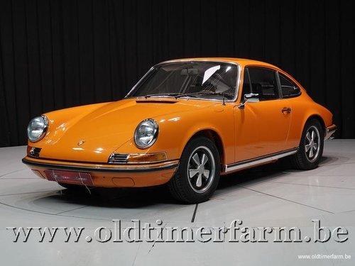 1971 Porsche 911 2.2T Coupé '71 For Sale (picture 1 of 6)