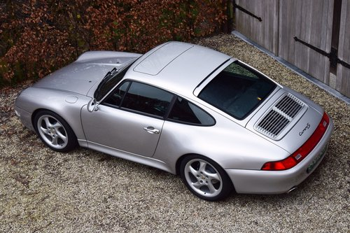 1997 Porsche 993 Carrera S (LHD) For Sale (picture 3 of 6)