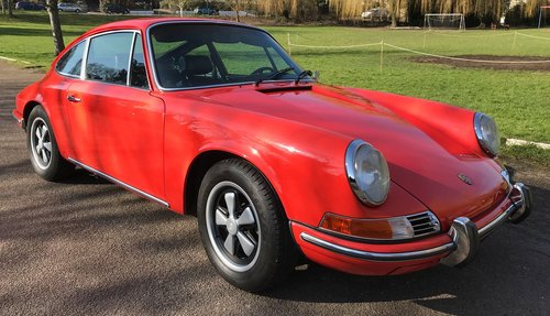 1969 Porsche 911 T Coupe For Sale (picture 1 of 6)