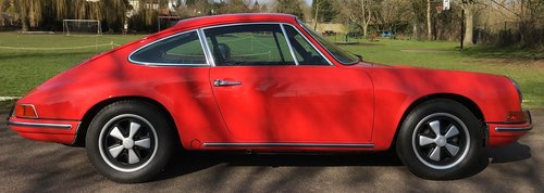 1969 Porsche 911 T Coupe For Sale (picture 2 of 6)