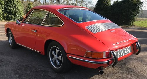 1969 Porsche 911 T Coupe For Sale (picture 3 of 6)
