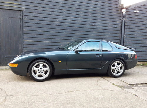 1994 PORSCHE 968 3.0 COUPE Tiptronic ( One Owner F.P.S.H. ) SOLD (picture 1 of 6)