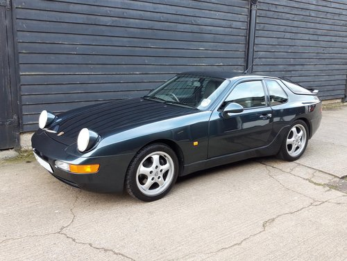 1994 PORSCHE 968 3.0 COUPE Tiptronic ( One Owner F.P.S.H. ) SOLD (picture 3 of 6)
