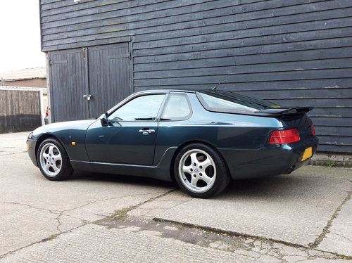 1994 PORSCHE 968 3.0 COUPE Tiptronic ( One Owner F.P.S.H. ) SOLD (picture 5 of 6)