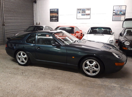 1994 PORSCHE 968 3.0 COUPE Tiptronic ( One Owner F.P.S.H. ) SOLD (picture 6 of 6)